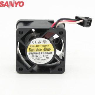 waterproof Sanyo 9WF0424S604B 4020 4cm 40mm 40 * 40* 20 mm DC 24V 0.11A fan