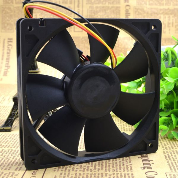 Free Delivery.AD1224UX - A73GL 24 v 0.25 A 12025 12 cm 3 line inverter fan
