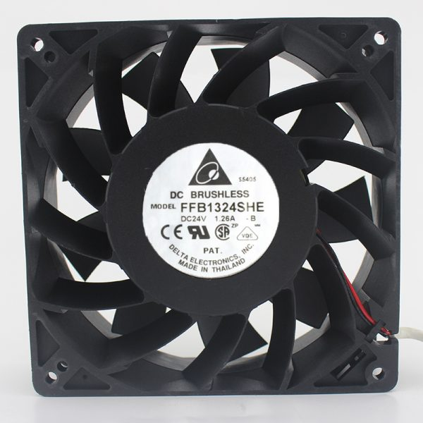 Brand new original FFB1324SHE 13038 12738 13CM/cm 24V 1.26A Inverter fan