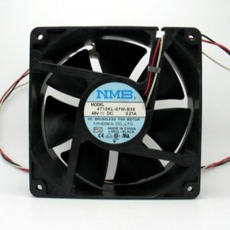 NMB 12 cm 48V 0.21A 4715KL-07W-B39 120*120*38 three wire inverter fan