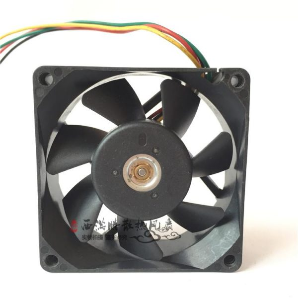 Original AVC 7025 DATA0725B8S DC 48V 0.2A 70 * 70 * 25mm Four-wire Inverter Chassis Fan