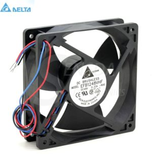 Delta EFB1248VHF DC 48V 0.33A 12032 3 lines -ROO -R00 12cm 120mm server inverter axial cooling fans blower