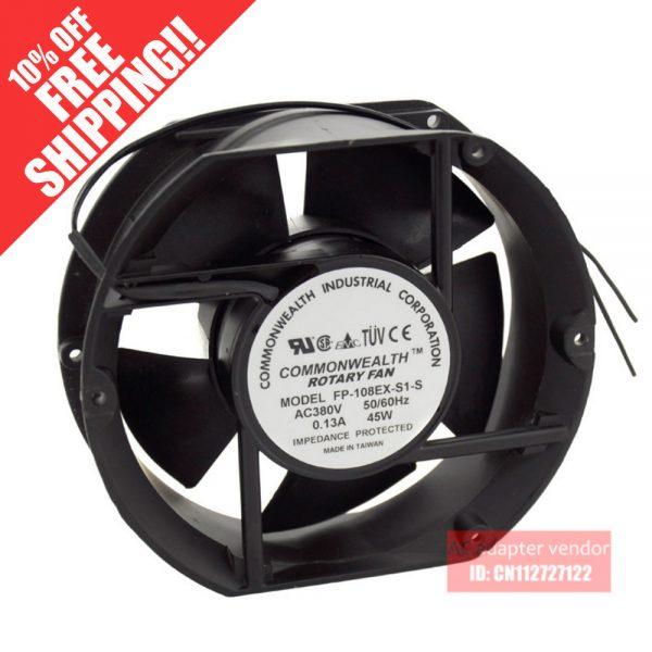 FP-108EX-S1-S/B 380V 0.13A 17250 17251 cooling fan