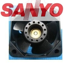 Original SANYO 4CM inverter cooling fan 4028 24V 0.095A 109P0424H316 quality assurance