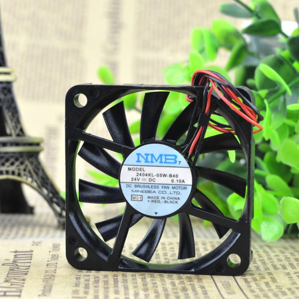 Free Delivery. 6010 kl 2404-05 w - B40 24 v 0.10 A 6 cm ultra-thin inverter chassis cooling fans