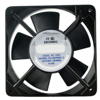 AC Axial Fan Copper Coil TA12025 Industrial Welder Cooling Fan 110V 220V 380V Brushless fan