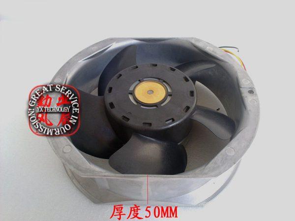 New 17050 24V 0.65A 17cm fan drive 109E5724H5J04 170*170*50mm