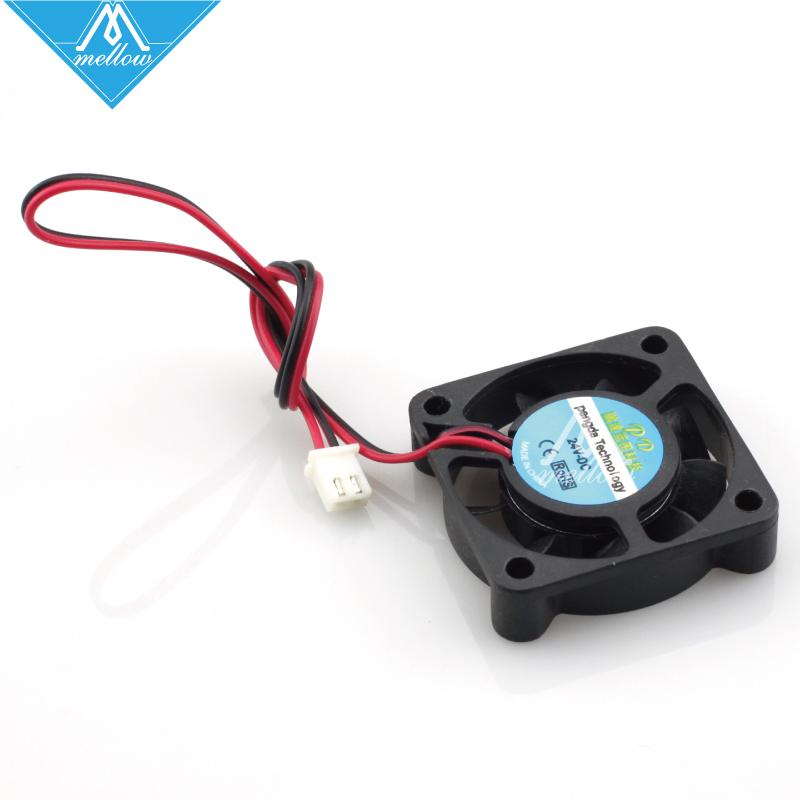 12V DC Durable 50mm Ventilateur de Refroidissement Coup Radial Hotend//extrudeur pour imprimante 3D