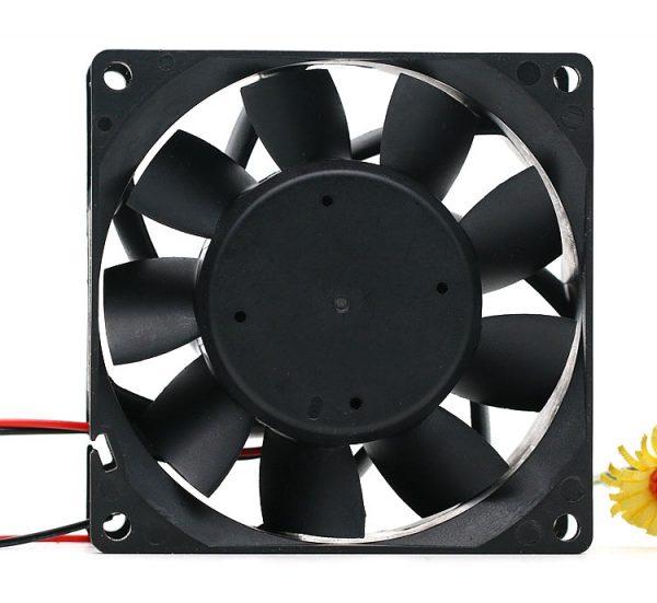 Delta PFB0824UHE 8038 24V 0.93A 4 line PWM temperature control inverter cooling fan 107.3CFM 7500RPM