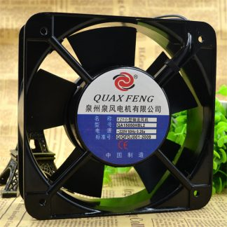 QA15050HBL2 220v 36W 15cm Small Axial Fan Cooling Fan Blower 2-wire Rack Chassis Axial Fan