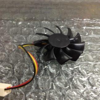 Original HA01-GT2 motherboard fan EC4510H12EA DC 12V 0.12A graphics card fan