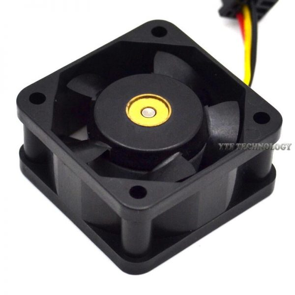 Free shipping New fan 4020 4CM 24V 0.07A inverter 109P0424H6D22 cooling fan 10 pcs/lot