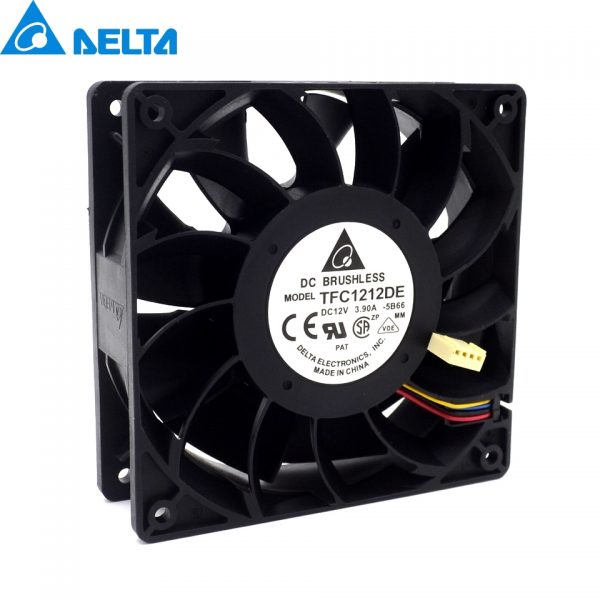 New TYP-4650X 12038 230V 12 220V AC rack cooling fans 120*120*38mm