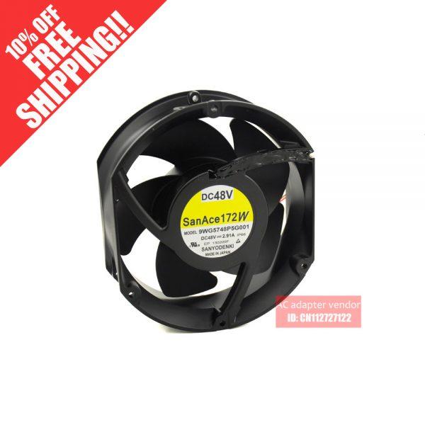 FOR SANYO DENKI SAN ACE SanAce172W 9WG5748P5G001 170*150mm 48V 2.91A cooling fan
