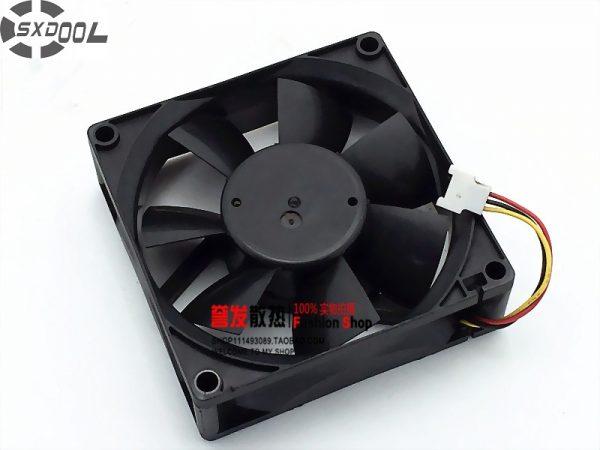 SXDOOL MMF-08C24ES-RM1 80mm 8cm 24V 0.16A Inverter Fan,Server Fan,Cooling Fan