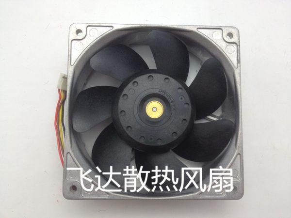 Sanyo 9GL1248UK103 DC 48V 0.5A, 120x120x38mm Server Square fan