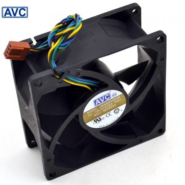 New and Original DESA0938B2M 12V 0.75A 9038 9cm 4 line server cooling fan 90*90*38mm