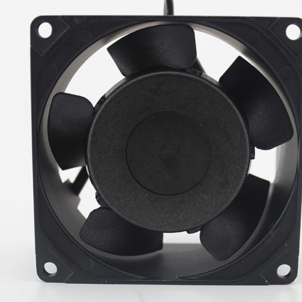 NMB-MAT 3115FS-12T-B10, A00 AC 115V 5W 80x80x38mm Server Square fan