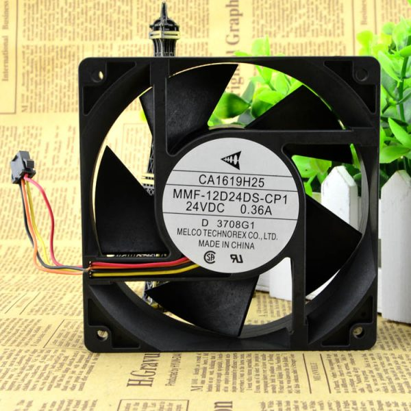 Free Delivery. F740 inverter fan CA1619H25 MMF - 12 d24ds - CP1 24 v 0.36 A