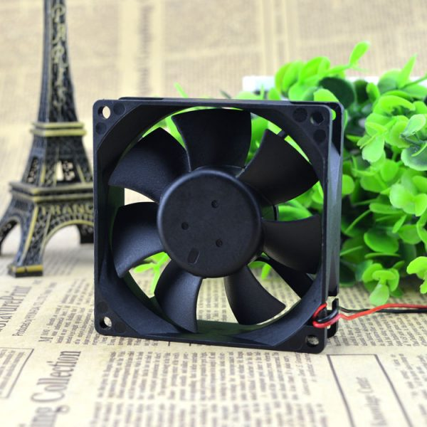 New original ASB0824H 24V 0.12A 8CM 2-wire inverter cooling fan 80 * 80 * 25MM