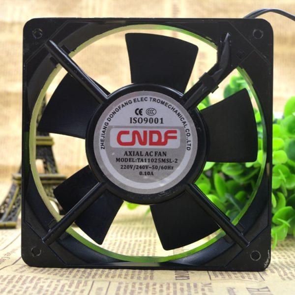 New original Axial fan TA11025MSL-2 industrial cooling fan 12cm 12025 220v