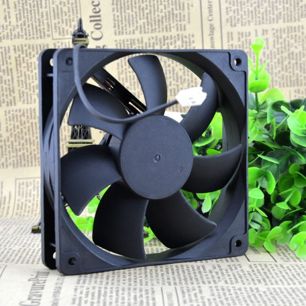 Free Delivery. 12025 DC12V AD1212MS A70GL 12 cm12 cm with 0.34 A power supply fan