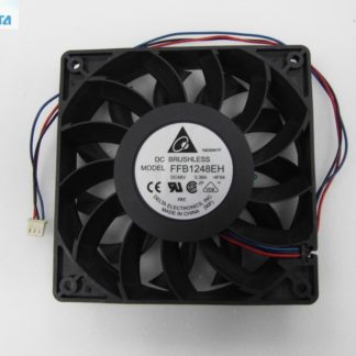 Delta blower fan FFB1248EH 1238 48V 3 wire wind capacity