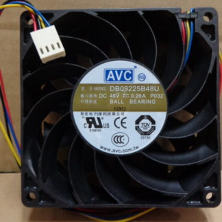New original AVC DB09225B48U -P032 9CM 9225 48V 0.26A four-wire telecommunications cooling fan