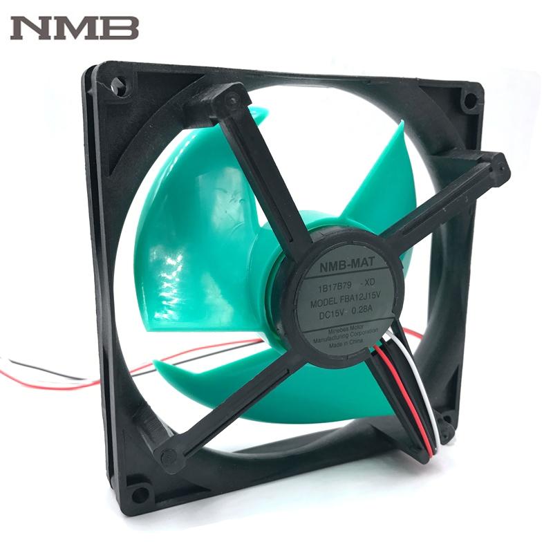NMB 3615RL-04W-B39 Fan 12V 1.06A 92*92*38mm 3pin