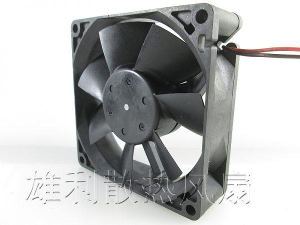 Free Delivery.8CM 24V cooling fan 8 cm 0.15A 80 * 80 * 25MM inverter cooling fan