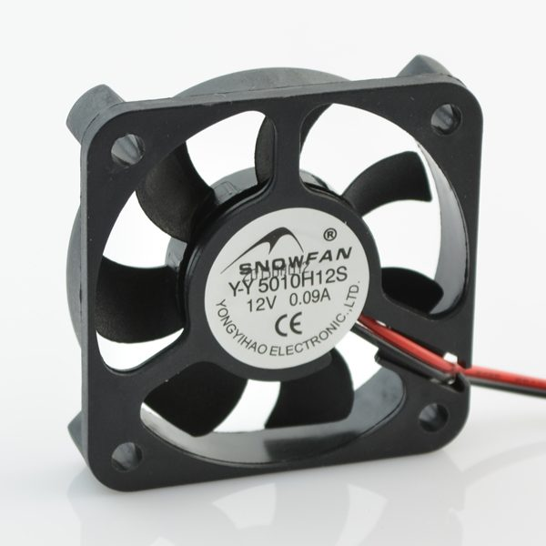 Wholesale: SNOWFAN YY5010H12S 5010 5CM 5 cm 12V charger fan fan