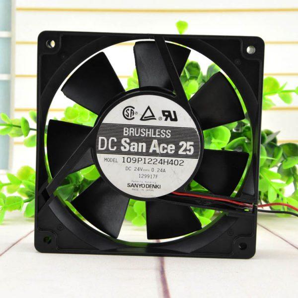 New original 109P1224H402 12025 24V 0.24A 12CM inverter fan