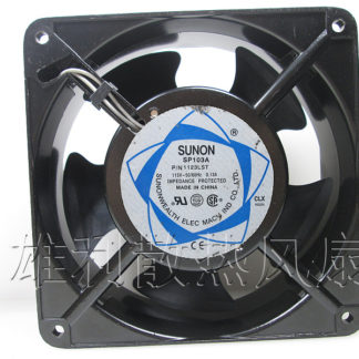 Free Delivery.SP103A P / N 1123LST 12038 115V 0.13A cooling fan