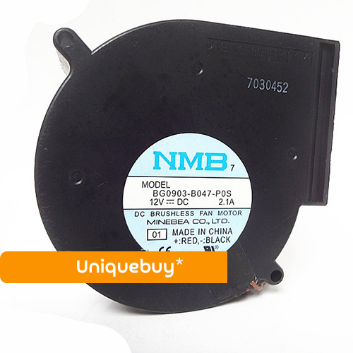 2.1A fan for NMB 9CM 12V BG0903-B047-00 Turbofan blower
