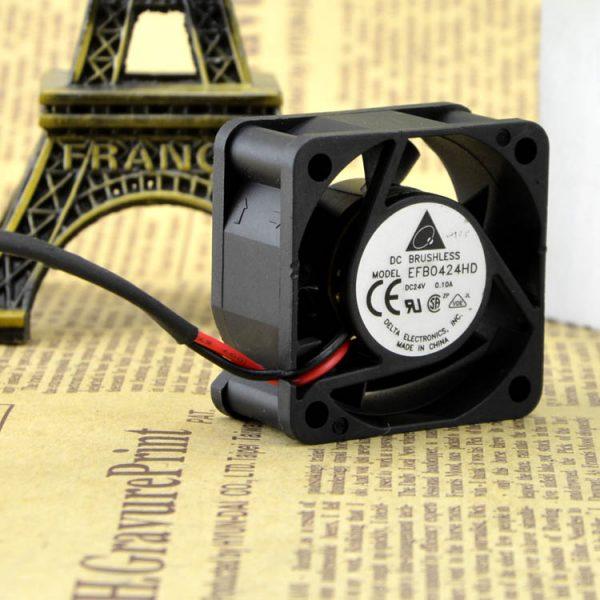 Free Delivery. EFB0424HD 4020 24 v 0.1 A 4 cm / 4 cm ball inverter fan