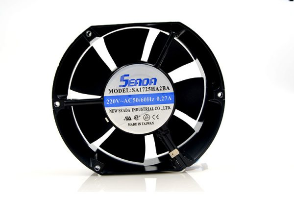 New original 220V 0.27A SA1725ha2ba 17251 17CM ball axial flow fan