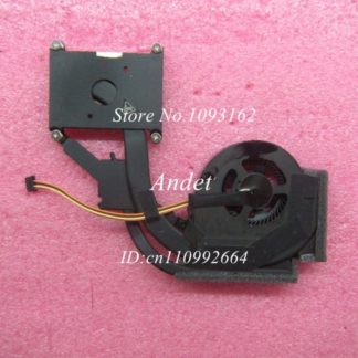 New Original for ThinkPad T440P SWG Discrete Graphics Heatsink CPU Cooler Cooling Fan 04X1854 00HM903 0C53564
