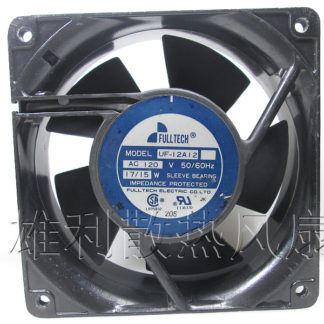 Free Delivery.UF-12A12 AC120V 17 / 15W 12038 cabinet cooling fan 12 cm