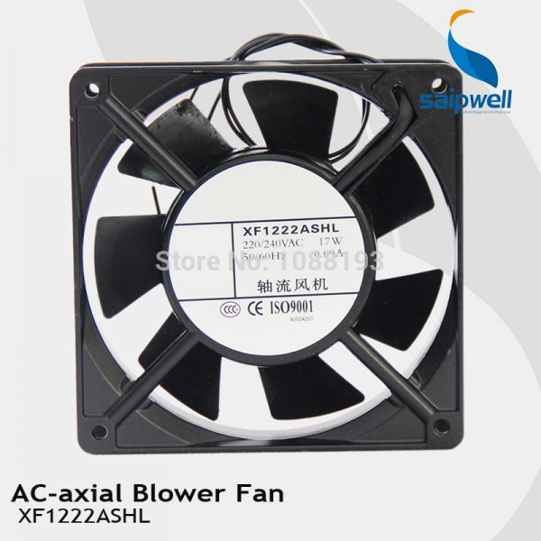 120*120*25mm AC Axial Fan/ 220V 0.09A Sleeve Bearing Industrial Fan (XF1222ASHL)