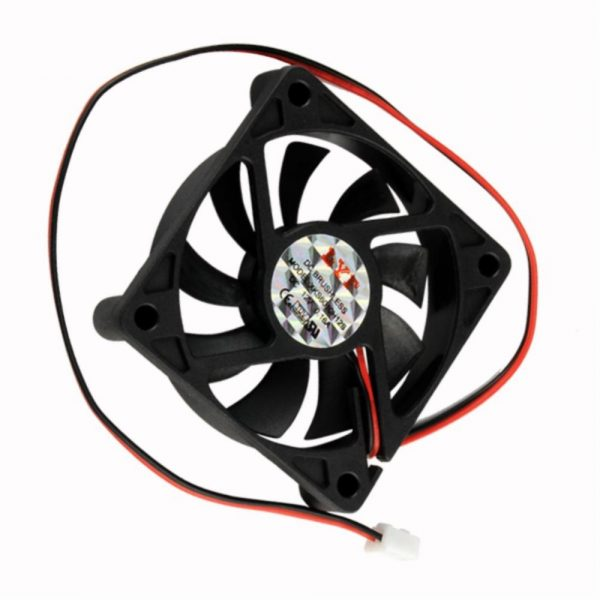 60 x 60 x 12mm 12V DC Cooler PC Computer AC Cooling Fan For Laptop 4900-6050 RPM