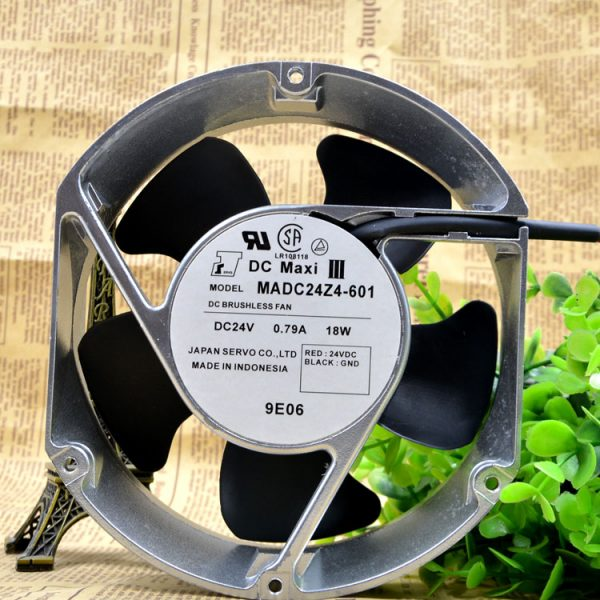 New original MADC24Z4-601 inverter fan 24V 0.79A 18W 17cm 17251