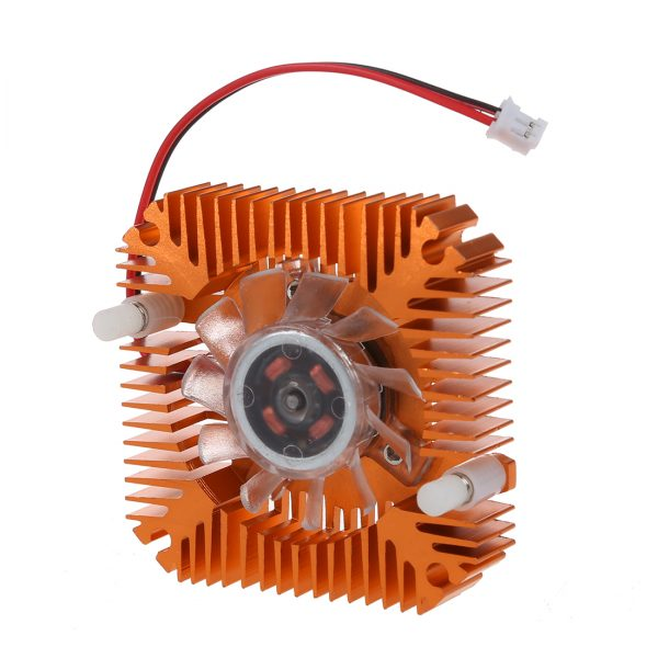Hot PC Laptop CPU VGA Video Card 55mm Cooler Cooling Fan Heatsink