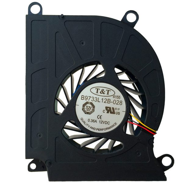 New original laptop cpu fan cooling fan for MSI 16F1 16F2 16F3 1761 1762 GX660 GT680 GT683 GT60 GT70 cooler Radiator