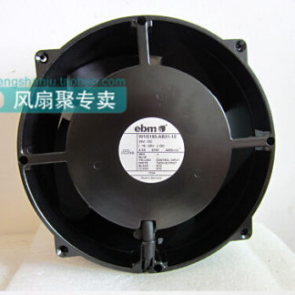 German import EBM 20cm W1G180-AB31-10/09 24V93W length 200* width 200* thickness of 70mm ultra violent fierce wind type fan