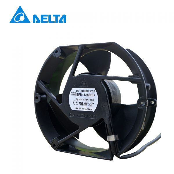 Delta New EFB1524SHG 17CM 17251 24V 2.10A 3-wire fan ACS510/550 for