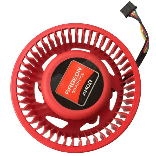 New Original Cooling Fan For AMD HD6970 6990 FOXCONN PVB070G12N 2.0 Laptop DC Brushless Cooler Radiators Cooling Fan