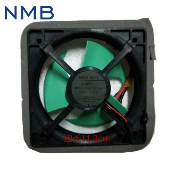 Original refrigerator fan, AG-149200 refrigeration fan, motor FBA11J10M 0.17A 9V