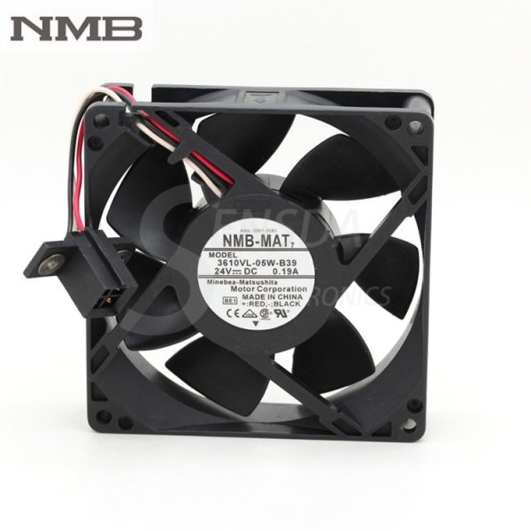 NMB waterproof 3610VL-05W-B39 24V 9225 0.19A fan