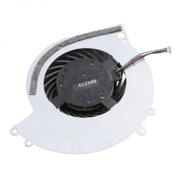 DC 12V Internal Cooling Cooler Fan for Sony Playstation PS4 Original Replacement 1100 Series Game Cooler