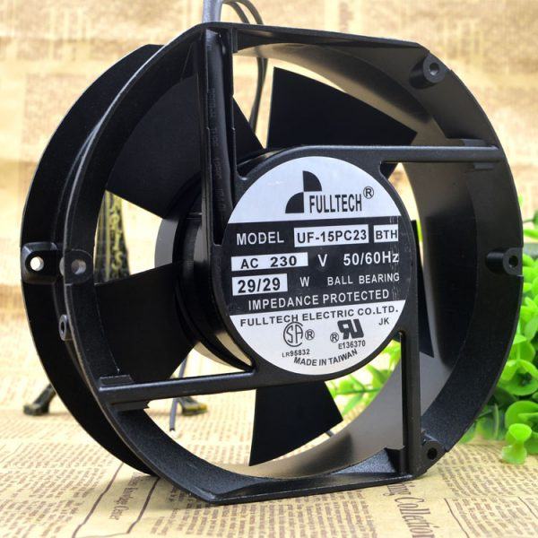 FULLTECH UF-15PC23BTH 230V 29W 17CM 17050 cooling fan